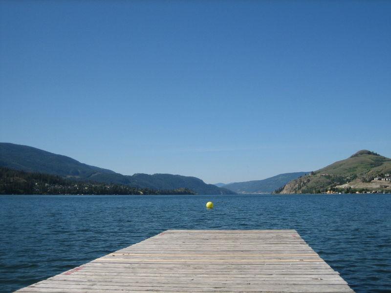 Kal Lake dock