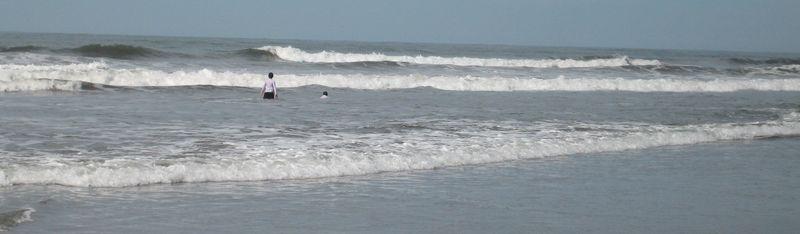 Teacapan beach