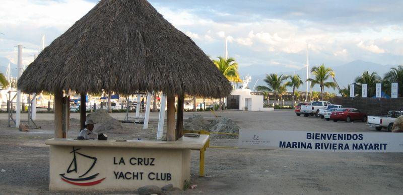 La Cruz Marina 11