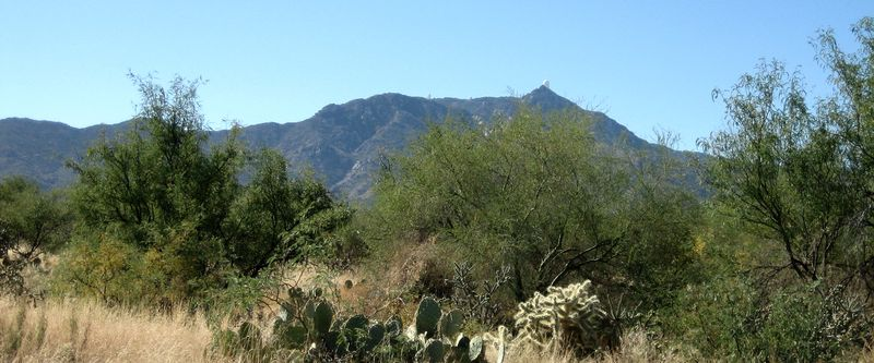 Drive to Kitt Peak 1