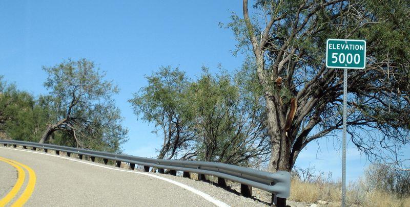 Kitt Peak drive 16