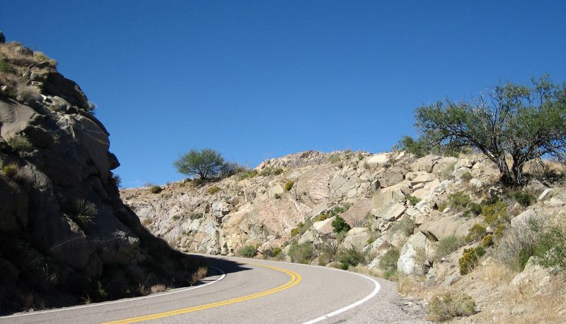 Kitt Peak drive 13