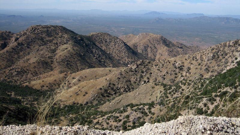 Kitt Peak drive 19