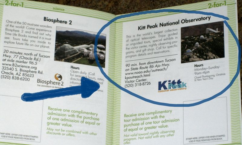 Kitt Peak page