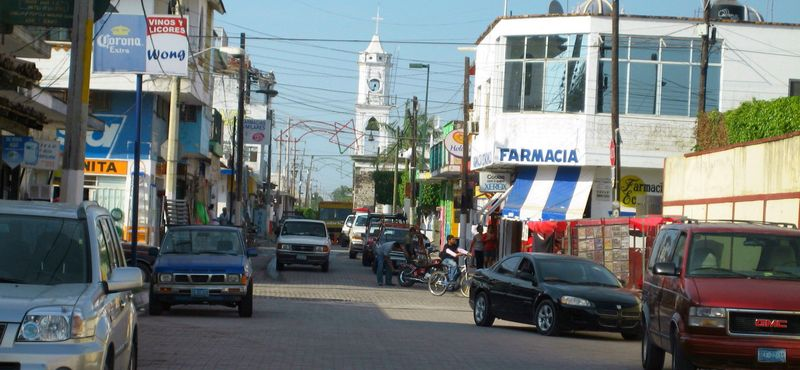 Downtown Escuinapa