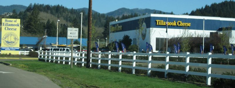 001  Tillamook cheese factory