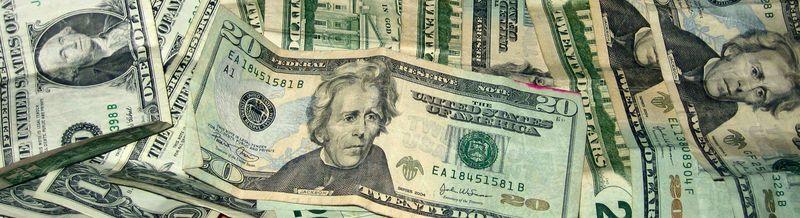 US cash