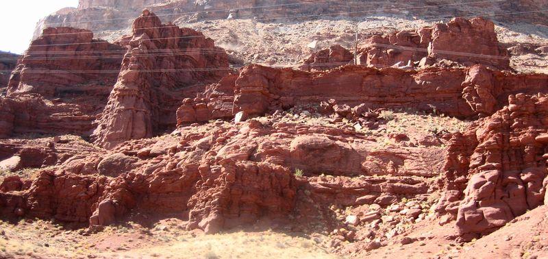 Red rock in Utah