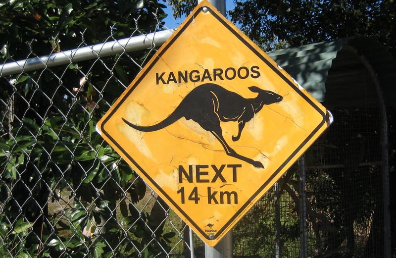 Welcome to the Aussie Outback