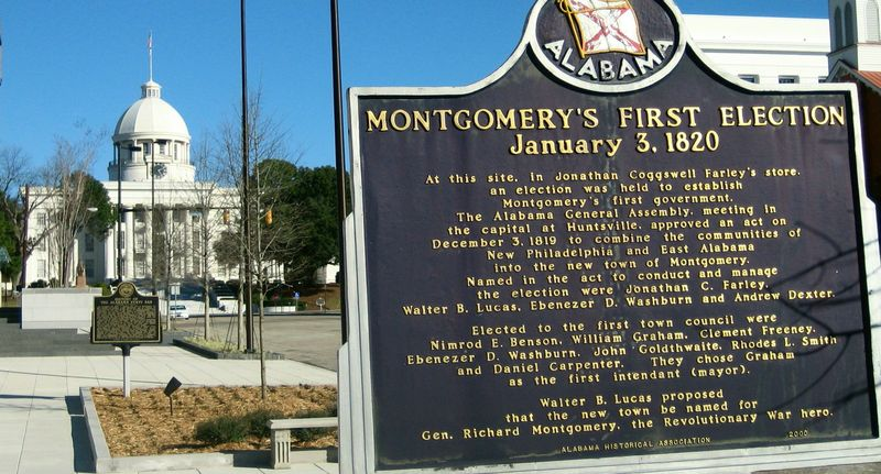 Montgomerys election history