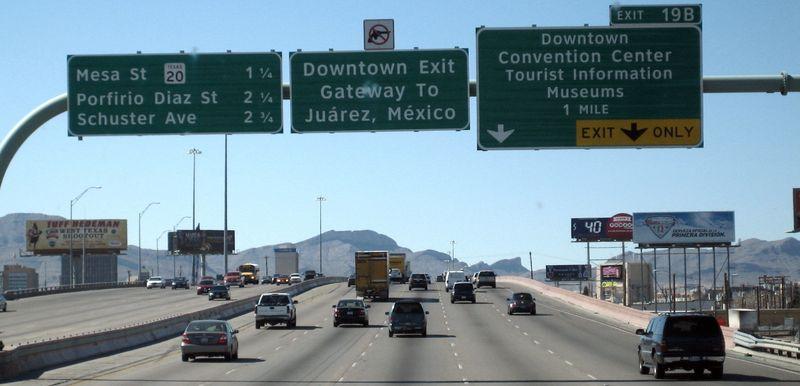 Gateway to Mexico