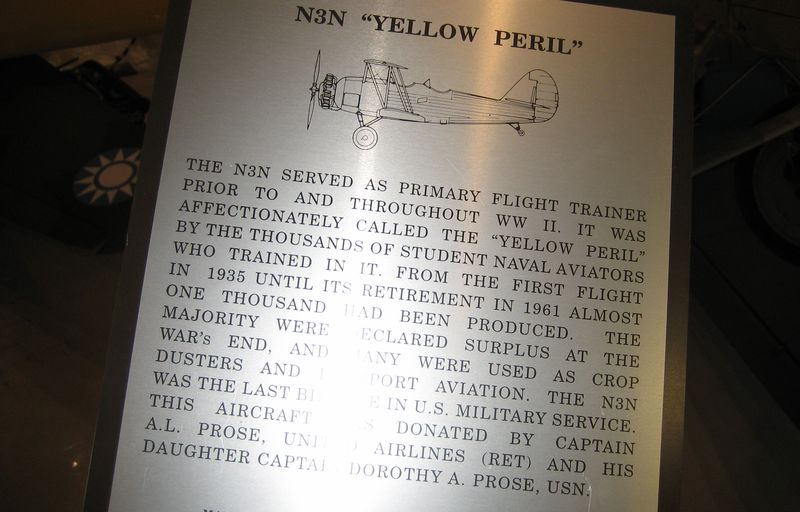 The N3N Yellow Peril
