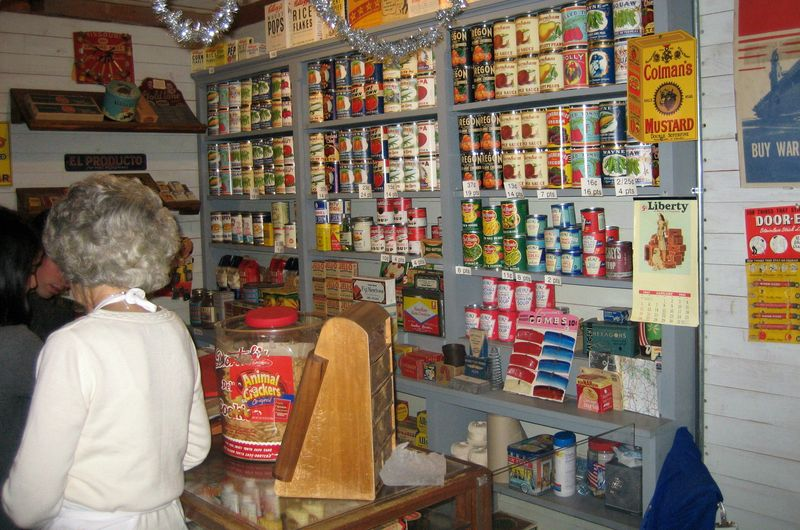 War time general store
