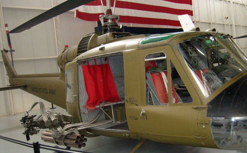Another army chopper