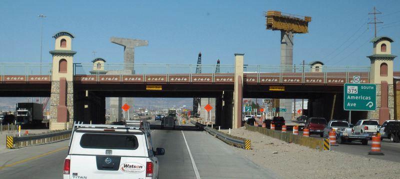 New overpass