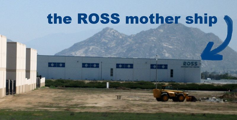 The ROSS store mothership
