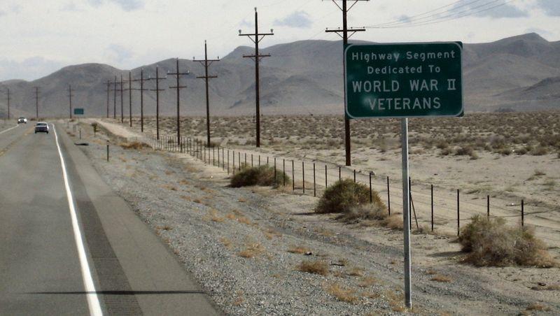 Memorial Highway WW2