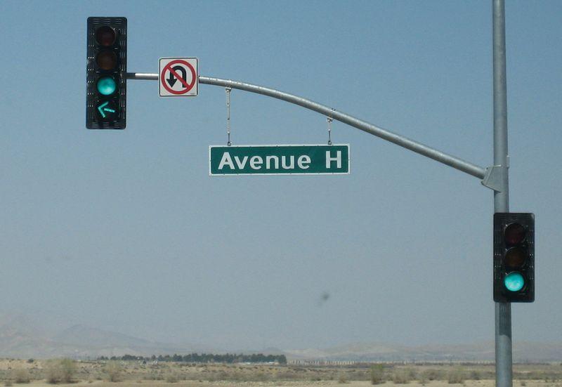 Avenue H