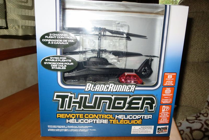 Bladerunner chopper