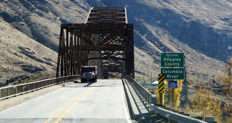 Bridge over the Columbia River