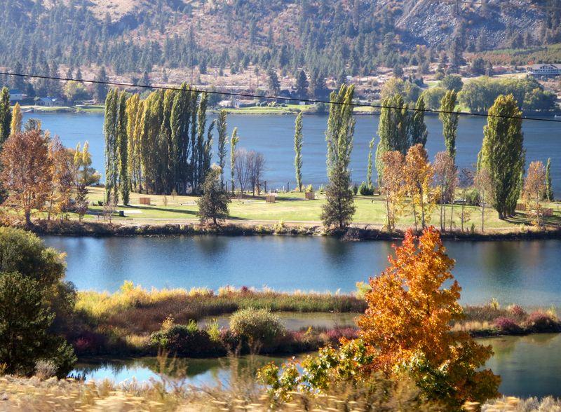 Beautiful part of Washington state