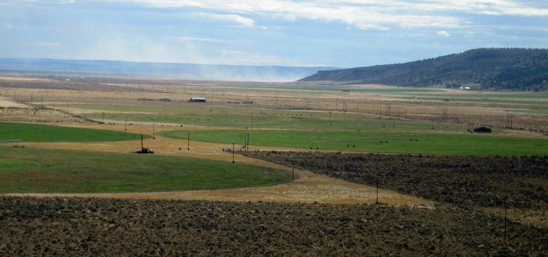 Lots of farmland
