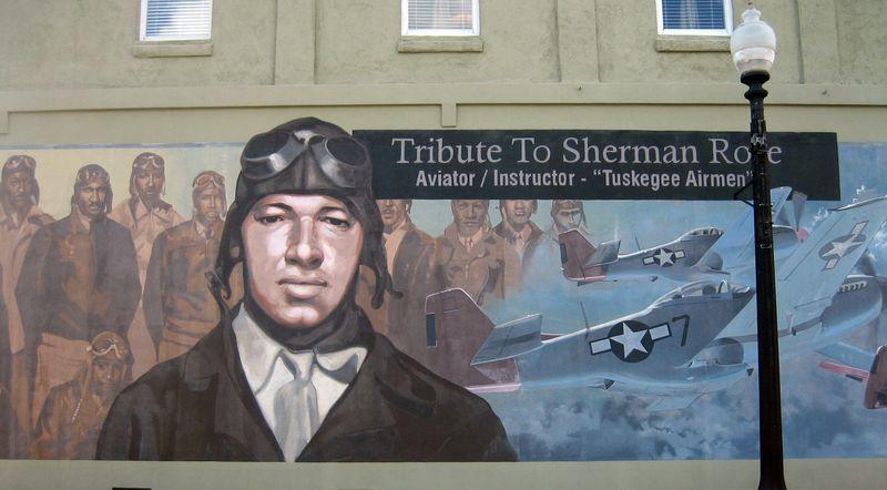 Tribute to Sherman Roe