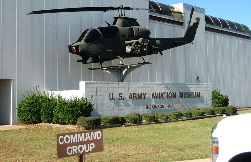 US Army Aviation Museum at Fort Rucker
