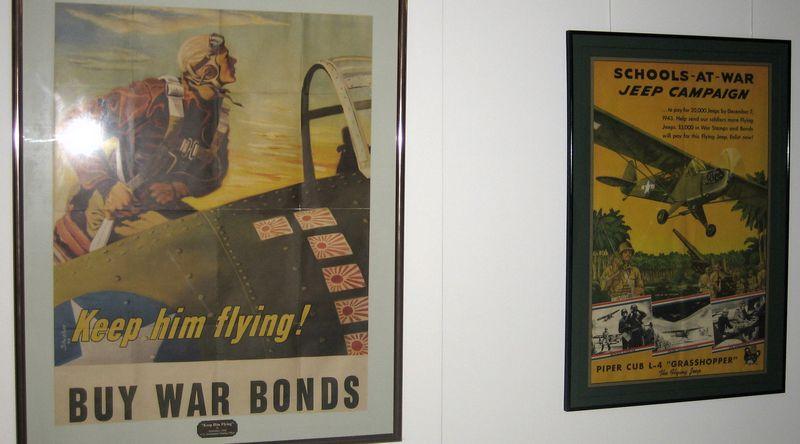War bond posters