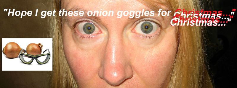 Onion eyeballs