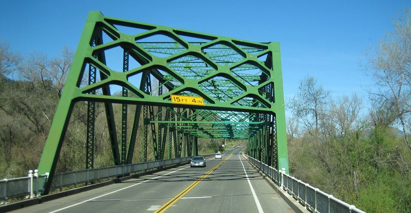 Green bridge