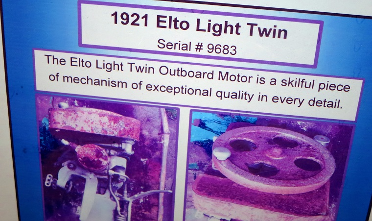 1921 Elto Light Twin