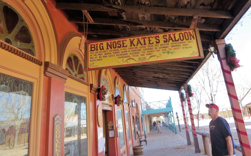 Big nose Kate's