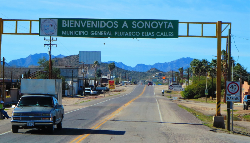 Welcome to Sonoyta