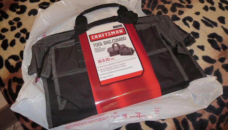 Tool bag combo