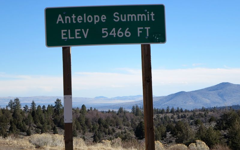 Antelope Summit