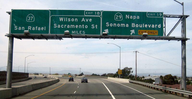 Sonoma Napa