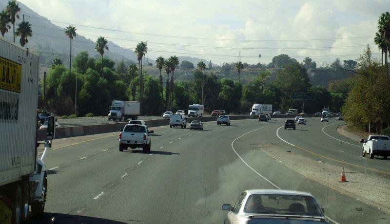 A few more lanes of traffic