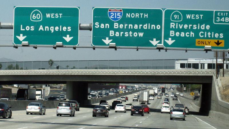 LA signs