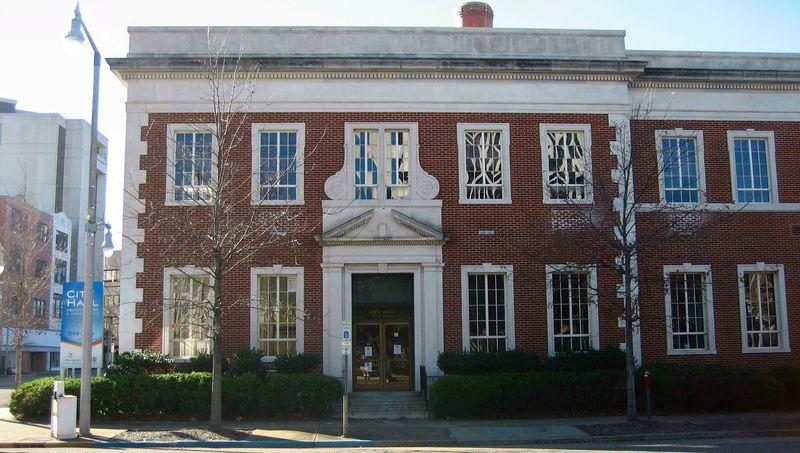 Montgomery City Hall