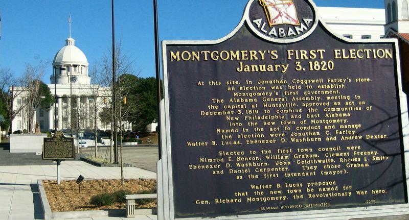 Montgomerys election history