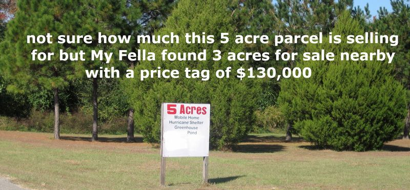 5 acres for sale near our RV resort