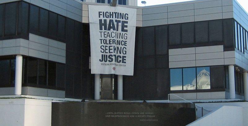 Fighting hate, teaching tolerance, seeking justice