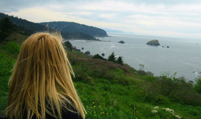 Hair and the Pacific