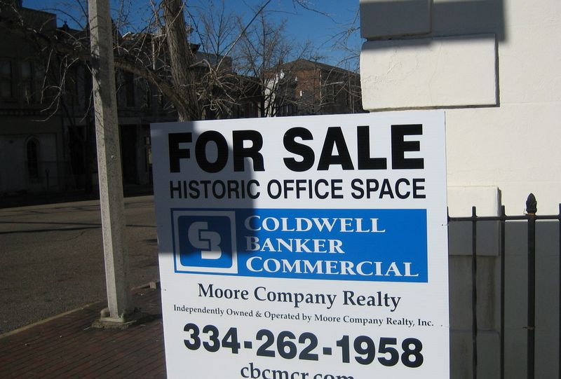 Lots of historic office space for sale