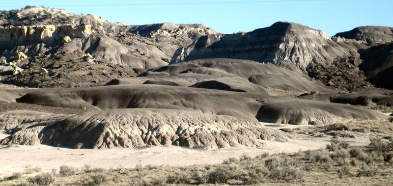 Lunar scenes heading towards Albuquerque