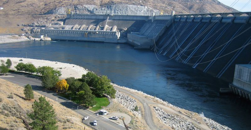The Dam and the Dam security