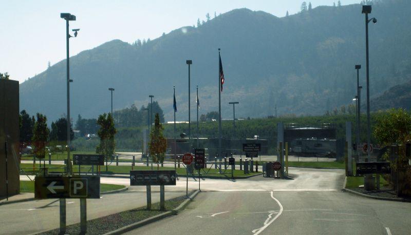 Border crossing 2011