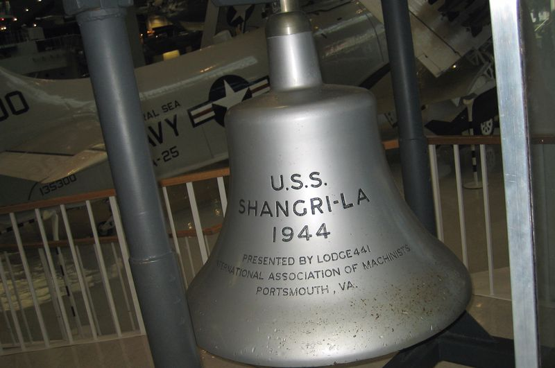 The carrier's bell