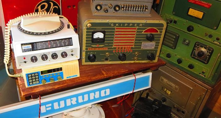 Old school radios